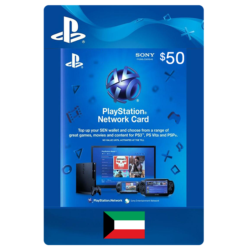 Playstation Network $50.00 Card (US) US Region