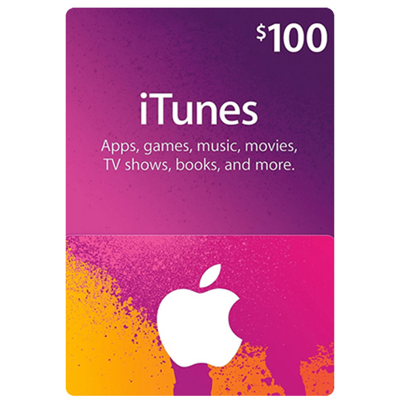 iTunes Gift Card 100$ (US)